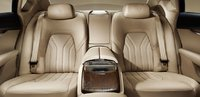 2013 Maserati Quattroporte, Back Seat View., interior, manufacturer, gallery_worthy
