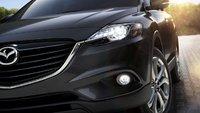 2013 Mazda CX-9, Headlight., exterior, manufacturer