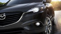 2013 Mazda CX-9, Headlight., exterior, manufacturer