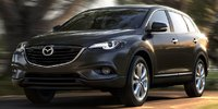 2013 Mazda CX-9, Front View., exterior, manufacturer
