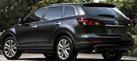 2013 Mazda CX-9, Back quarter view., exterior, manufacturer