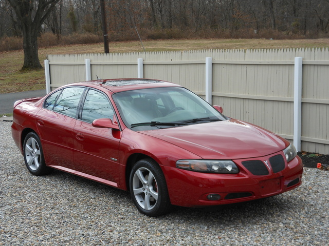 Picture of 2005 Pontiac Bonneville GXP