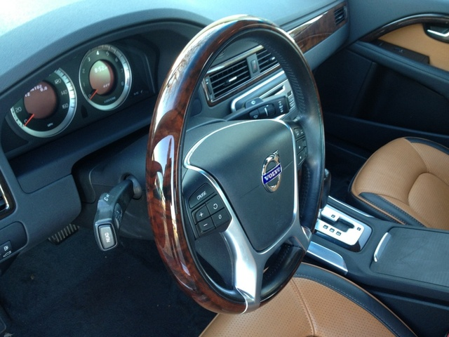 Picture of 2011 Volvo S80 3.2, interior, gallery_worthy
