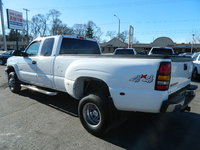 Picture of 2004 Chevrolet Silverado 3500 4 Dr LS 4WD Extended Cab LB, exterior