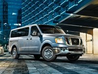 2013 Nissan NV Passenger Picture Gallery