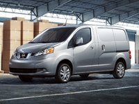 2013 Nissan NV200, Front-quarter view, exterior, manufacturer, gallery_worthy