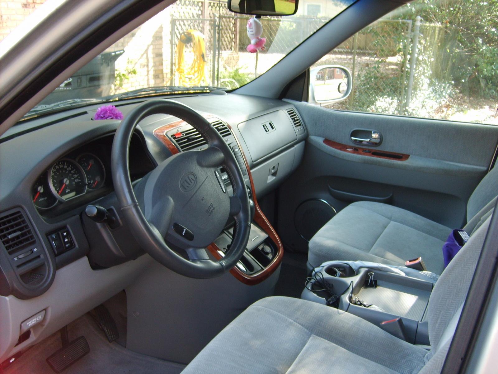 service manual  how cars run 2004 kia sedona interior lighting  2005 kia sedona interior 2002 Kia Sport Black 2002 Kia Van