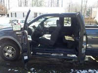 Picture of 2006 Ford F-150 FX4 4dr SuperCrew 4WD Styleside 5.5 ft. SB, interior