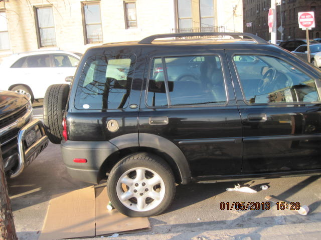 Picture of 2003 Land Rover Freelander 4 Dr SE AWD SUV, exterior, gallery_worthy