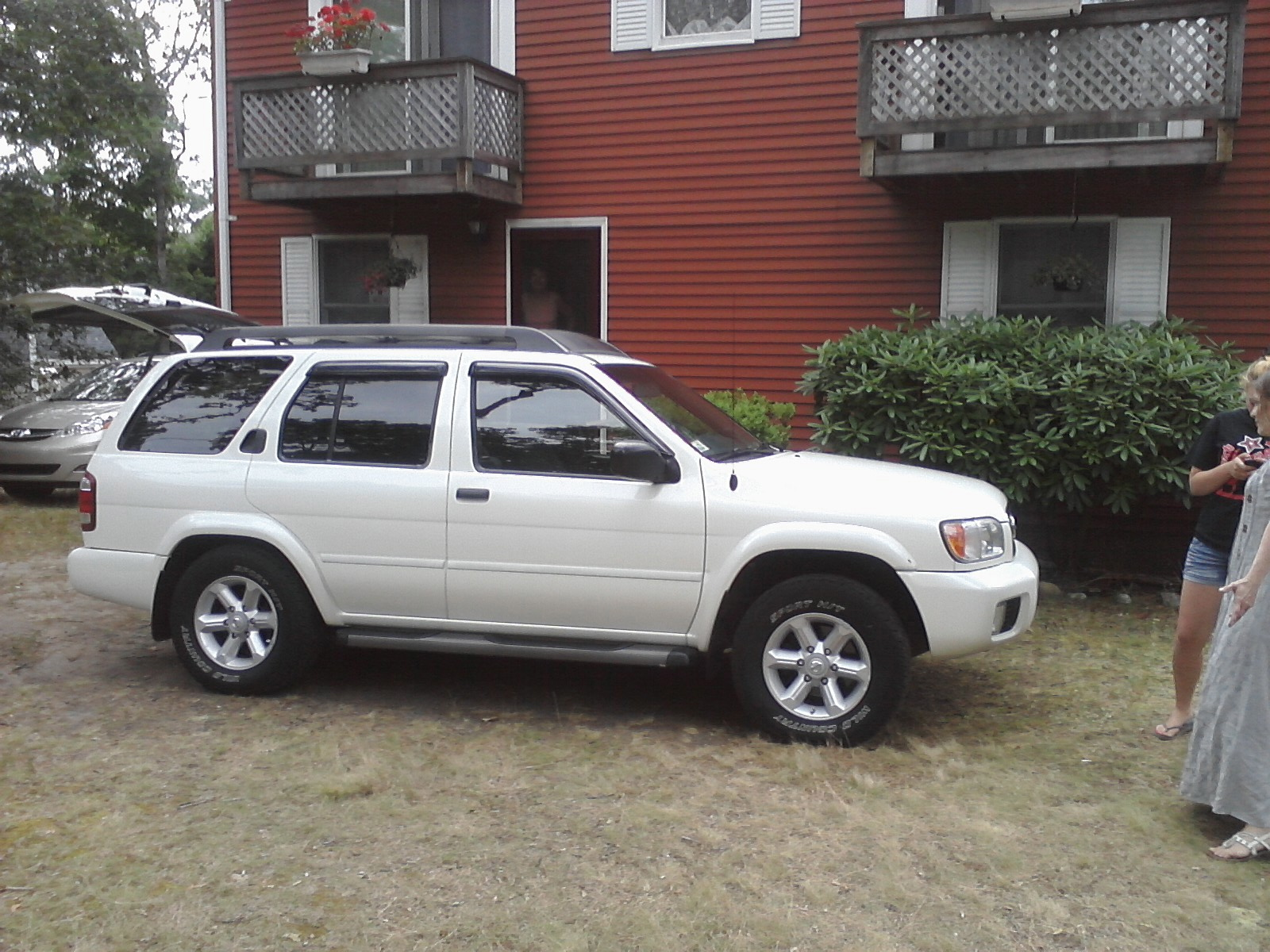 2003 Toyota Sequoia Towing Capacity >> Pathfinder Tow Capacity | Autos Post