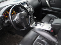 Picture of 2008 Infiniti FX35 AWD, interior