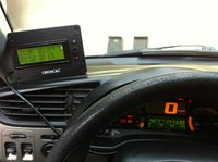 Picture of 2000 Honda Insight 2 Dr STD Hatchback, interior