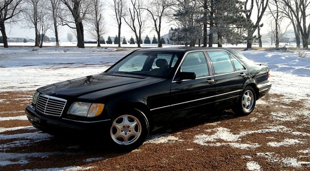 Picture of 1997 Mercedes-Benz S-Class S 500, exterior, gallery_worthy