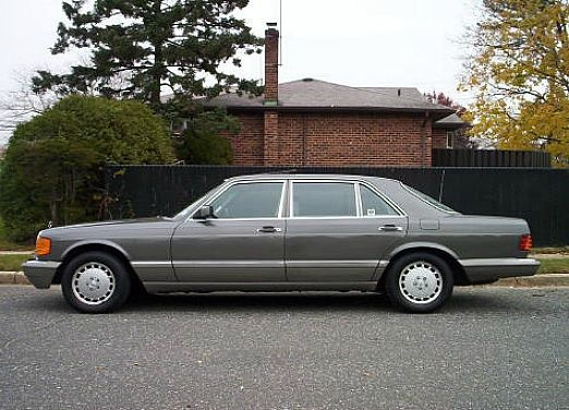 1987 mercedes benz 420 class pictures cargurus for 1987 mercedes benz 420sel