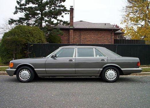 1987 Mercedes Benz 420 Class Pictures Cargurus