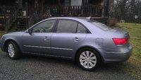 Picture of 2009 Hyundai Sonata Limited, exterior