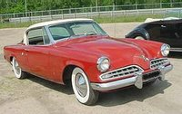 1954 Studebaker Commander Overview