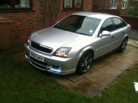 2002 Vauxhall Vectra Overview