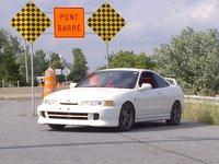 1996 Honda Integra Overview