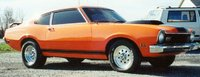 1973 Mercury Comet, this is my first car it is fantastic, exterior
