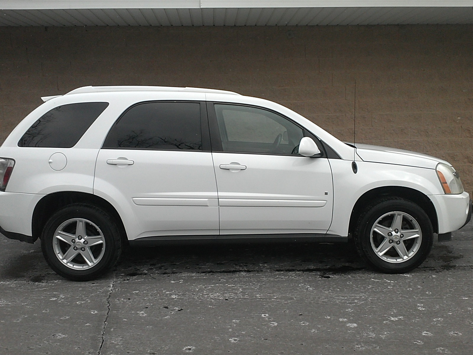 2006 chevrolet equinox reviews ratings yahoo. Black Bedroom Furniture Sets. Home Design Ideas