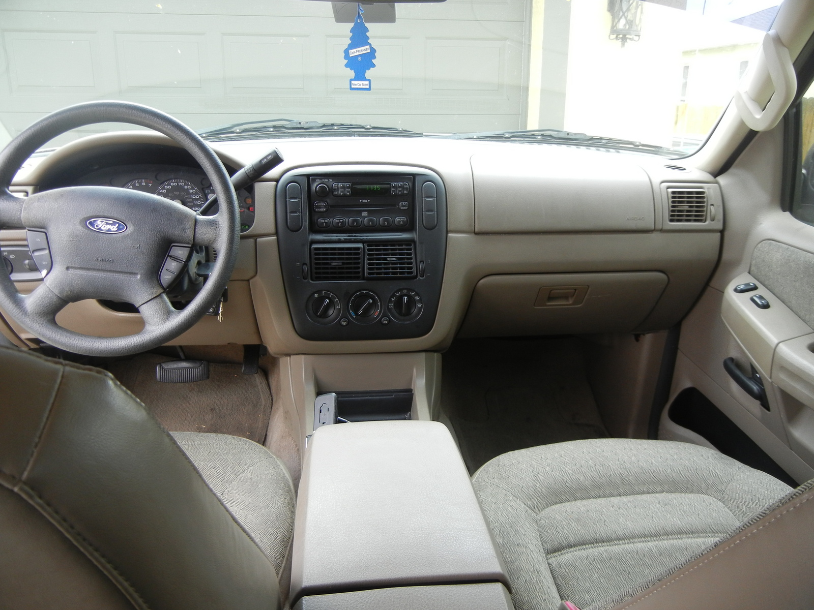 2004 Ford Explorer Interior Carburetor Gallery