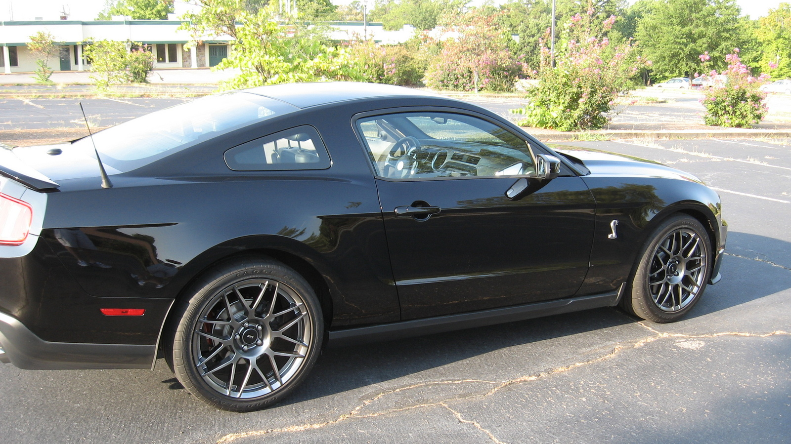 2012 ford shelby gt500 pricing