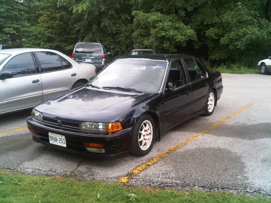 1991 Honda Accord - Pictures - CarGurus