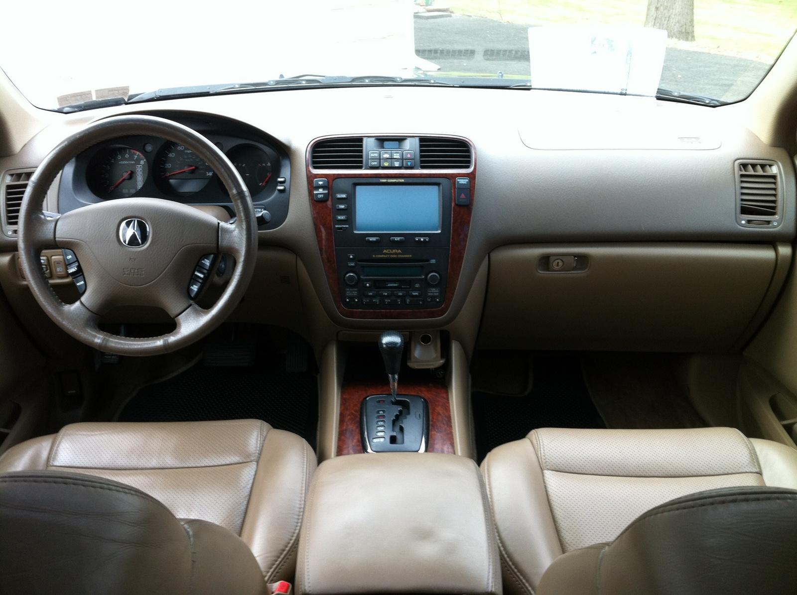 2001 Acura Mdx Interior >> 2003 Acura MDX - Interior Pictures - CarGurus