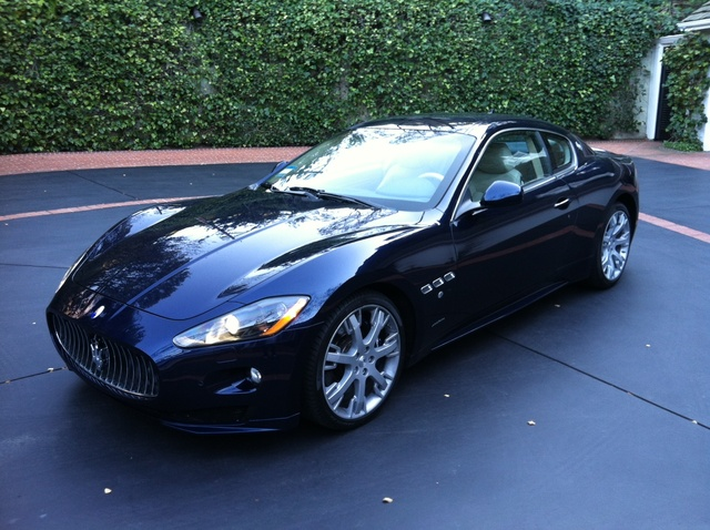 Picture of 2012 Maserati GranTurismo S, exterior, gallery_worthy