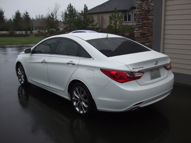 Picture of 2011 Hyundai Sonata SE FWD, exterior, gallery_worthy