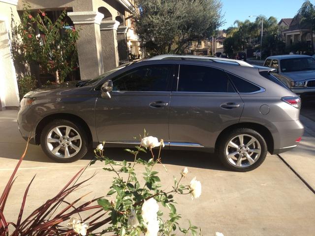 Picture of 2012 Lexus RX 350 FWD, exterior