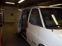 2001 GMC Savana G3500 Passenger Van, Picture of 2001 GMC Savana G3500, exterior