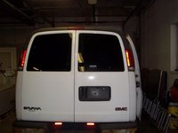 2001 GMC Savana Overview