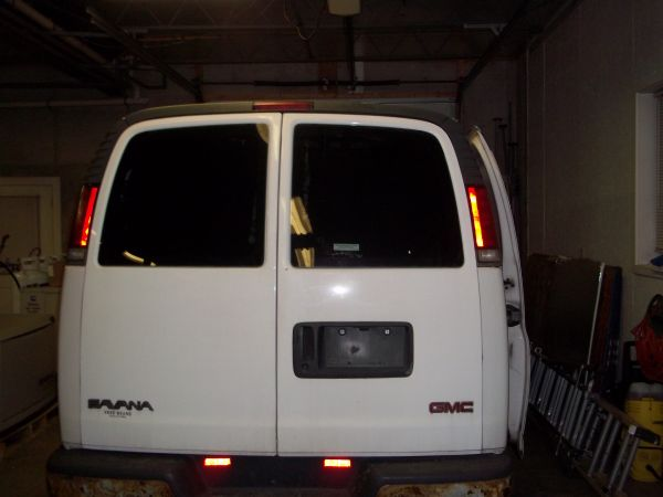 Picture of 2001 GMC Savana G3500
