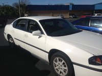 2002 Chevrolet Impala Base, Looks pretty good, exterior