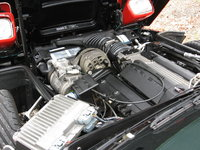 Picture of 1995 Chevrolet Corvette Coupe RWD, engine, gallery_worthy
