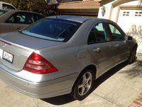 Picture of 2001 Mercedes-Benz C-Class C 320 Sedan, exterior, gallery_worthy