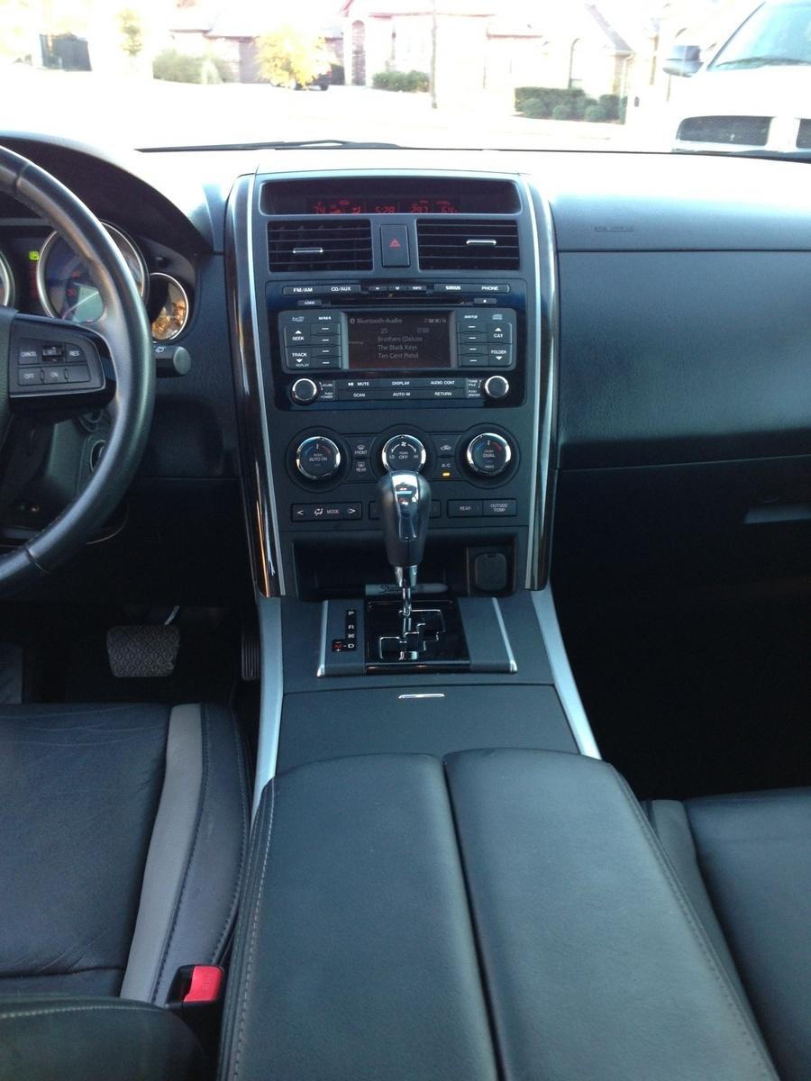 Picture Of 2010 Mazda Cx 9 Grand Touring Awd Interior