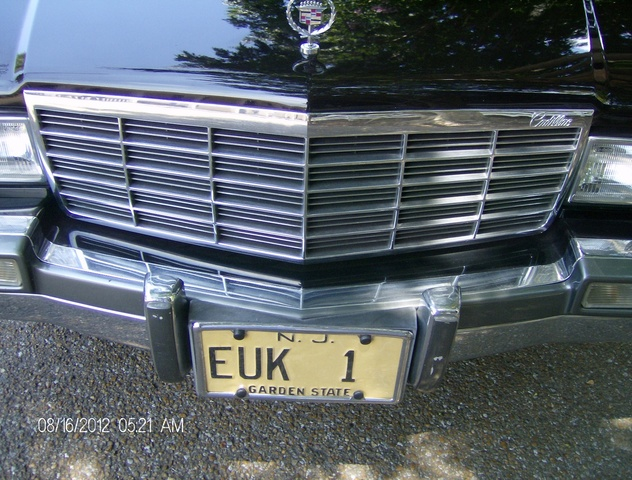 Picture of 1992 Cadillac Fleetwood 4 Dr STD Sedan, exterior