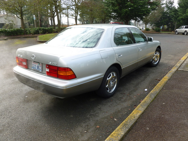 Picture of 2000 Lexus LS 400 RWD, exterior, gallery_worthy