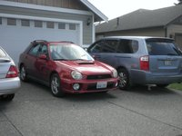 Picture of 2002 Subaru Impreza, exterior, gallery_worthy