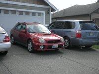 2002 Subaru Impreza Overview
