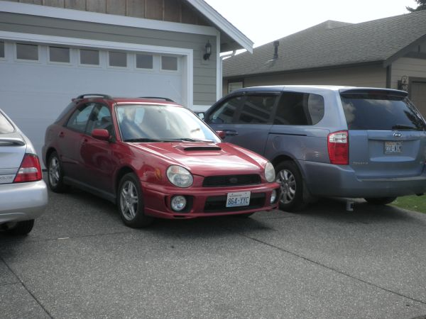 Picture of 2012 Subaru Impreza WRX Hatchback