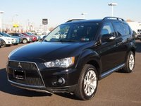 Picture of 2010 Mitsubishi Outlander SE 4WD, exterior, gallery_worthy