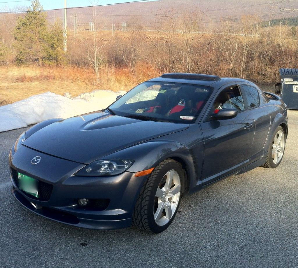 2011 Mazda Rx 8 Camshaft: 2007 Mazda RX-8