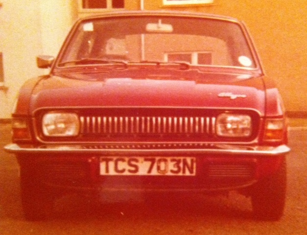 Picture of 1977 Austin Allegro