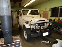 1967 Toyota Land Cruiser Overview