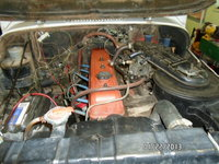 Picture of 1967 Toyota Land Cruiser, engine
