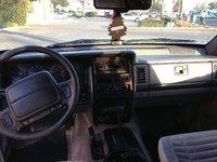 Picture of 1994 Jeep Grand Cherokee Laredo, interior